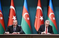 "Azerbaijan, Turkey ink several documents <span class=""color_red"">[PHOTO]</span>"