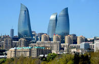Baku awaits rainy weather