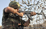 Comparatively quiet situation observed on line of contact of Azerbaijani, Armenian troops