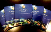 "New book on Azerbaijan published in Los Angeles <span class=""color_red"">[PHOTO]</span>"