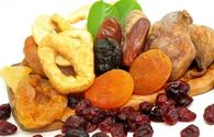 Facility for dried fruits' production may appear in Azerbaijani district