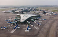 Heydar Aliyev Int'l Airport's passenger flow grows 15 percent