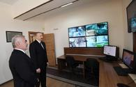 """President Aliyev attends opening of water purification facility complex in Nakhchivan <span class=""""color_red"""">[UPDATE]</span>"""