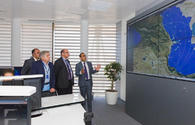 "Delegation on air traffic network management in Europe gets acquainted with Azerbaijani civil aviation's achievements <span class=""color_red"">[PHOTO]</span>"