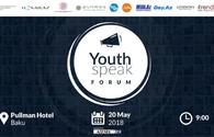 Baku to host Youth Speak Forum 2018