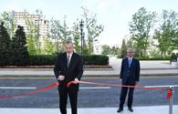 "President Aliyev inaugurates new administrative building of New Azerbaijan Party <span class=""color_red"">[PHOTO]</span>"