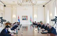 President Vucic: Serbian companies may come to Azerbaijan