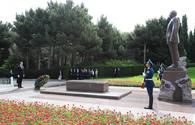 "Serbian president pays respect to Azerbaijani national leader Heydar Aliyev <span class=""color_red"">[PHOTO]</span>"