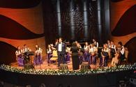"Young musicians perform at Int'l Mugham Center <span class=""color_red"">[PHOTO]</span>"