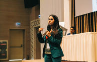 "Baku hosts Youth Speak Forum 2018 <span class=""color_red"">[PHOTO]</span>"