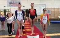 National gymnast wins bronze in Hungary