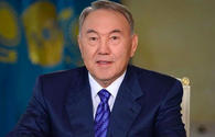 Nazarbayev: Azerbaijan achieved great success in strengthening foundations of statehood