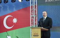 President Aliyev: Azerbaijan to continue pursuing principled policy on Karabakh conflict