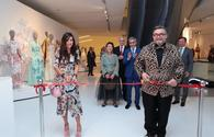 "Famous Russian art historian blends nature and fashion in Baku <span class=""color_red"">[PHOTO]</span>"
