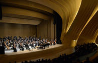 """Philharmonic orchestra Tekfen performed in Baku with concert program """"100 years"""" <span class=""""color_red"""">[PHOTO]</span>"""