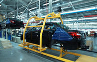 Car production volumes grow in Azerbaijan
