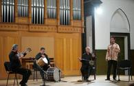 "Unique music performance surprises music lovers <span class=""color_red"">[PHOTO]</span>"