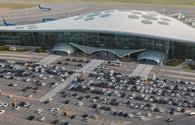 Heydar Aliyev Int'l Airport serves over 1.5 million passengers during first five months