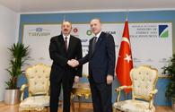 "Presidents of Azerbaijan, Turkey meet in Eskisehir <span class=""color_red"">[PHOTO]</span>"