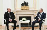 "President Aliyev: Azerbaijan-Russia political interaction at very high level <span class=""color_red"">[UPDATE]</span>"