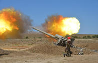 """Azerbaijan's rocket, artillery units carry out live-fire training drills <span class=""""color_red"""">[PHOTO/VIDEO]</span>"""