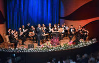 "Baku hosts evening of mugham music <span class=""color_red"">[PHOTO]</span>"