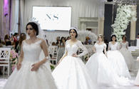 "Stunning wedding dresses showcased in Baku <span class=""color_red"">[PHOTO]</span>"