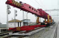 "New switches being laid at Azerbaijan's Gobustan, Hajigabul railway stations <span class=""color_red"">[PHOTO]</span>"