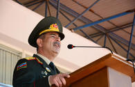 Azerbaijani defense minister talks army's success at frontline