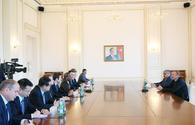 "President Aliyev receives members of ADB Board of Directors <span class=""color_red"">[PHOTO]</span>"