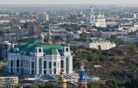 Russia's Astrakhan hosts presentation of first Caspian Economic Forum