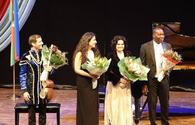 "Azerbaijani musicians mesmerize  Nigerian audience <span class=""color_red"">[PHOTO]</span>"