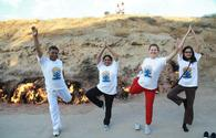 "International Day of Yoga celebrated in Baku <span class=""color_red"">[PHOTO]</span>"