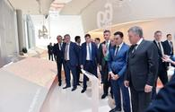 """Chairman of Russian State Duma visits Heydar Aliyev Center <span class=""""color_red"""">[PHOTO]</span>"""