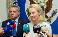 """US Dept. of State: Azerbaijan at heart of efforts to economically integrate Afghanistan into region <span class=""""color_red"""">[PHOTO]</span>"""