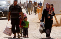U.N. says number of displaced in southern Syria climb to 270,000 people