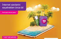 Azercell launching new Internet Roaming Pack