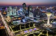 Capital of Kazakhstan Astana marks its 20th anniversary