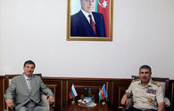 Azerbaijan, Bulgaria mull issues of military co-op