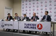 "Turkish Airlines ink agreement with Neftchi PFC <span class=""color_red"">[PHOTO]</span>"