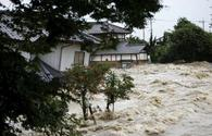 No citizens of Azerbaijan among those killed during flood in Japan