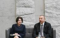 "President Aliyev meets UN under-secretary-general for political affairs in Brussels <span class=""color_red"">[UPDATE]</span>"