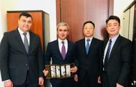 Azerbaijan, China eye prospects for cooperation