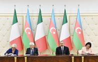 "Azerbaijani-Italian documents signed in Baku <span class=""color_red"">[UPDATE]</span>"