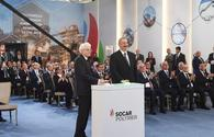 "Presidents of Azerbaijan, Italy attend opening of polypropylene plant in Sumgait city <span class=""color_red"">[PHOTO]</span>"