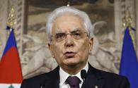 "Sergio Mattarella: Italy supports Azerbaijan's fight against threats posed by radicalism <span class=""color_red"">[UPDATE]</span>"