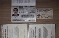 "Azerbaijan foils attempts of foreigners with forged documents to cross border <span class=""color_red"">[PHOTO]</span>"