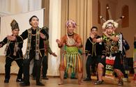 "Malaysian folklore presented in Baku <span class=""color_red"">[PHOTO]</span>"