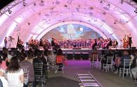 """10th Gabala International Music Festival opens its door to music lovers <span class=""""color_red"""">[PHOTO]</span>"""