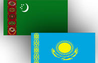 Kazakh, Turkmen FMs mull upcoming Caspian summit